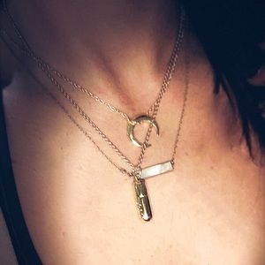 Take a Happy Hope or Chill Pill Necklace